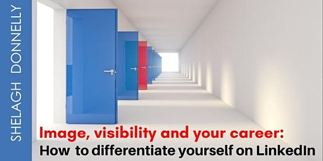 Image, visibility and your career: How to differentiate yourself- w/Shelagh tickets