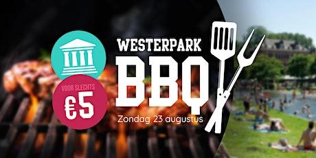 JFVD Westerpark BBQ! tickets