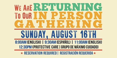 In Person Gathering | Reunión en Persona tickets