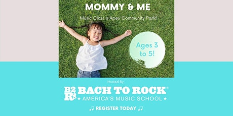 FREE Mommy & Me Music Class @ Apex Nature Park Hosted By B2R Apex! tickets