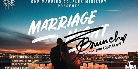 Marriage Brunch, A Mini Conference tickets