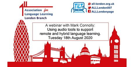 A TiLT Webinar with Mark Connolly: Keeping Connected in Complicated Times entradas