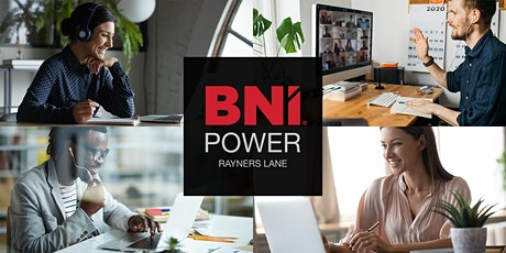 BNI Power - Professional Business Networking In Harrow & North West London tickets