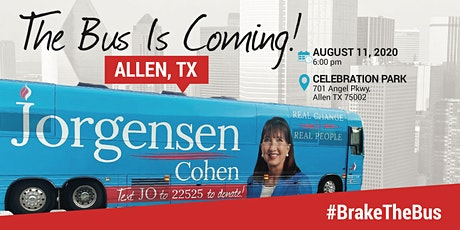 BUS TOUR - Dr. Jo is coming to  Allen, Texas! tickets