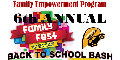 Family Empowerment Program 6th Annual Family Fest tickets