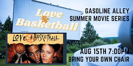 Outdoor Movie and Music Night Featuring: Love & Basketball and  90s Hip Hop tickets