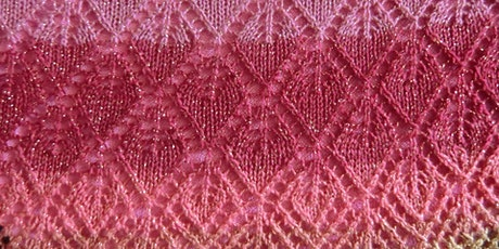 Lace Carriage Machine Knitting 'Live' Online Class tickets