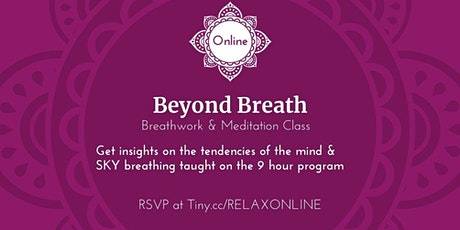 BEYOND BREATH tickets