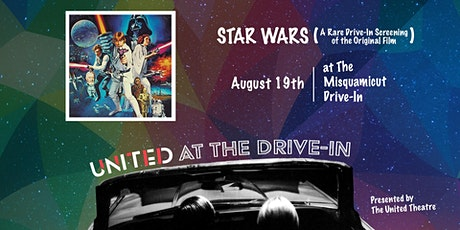 Star Wars: A New Hope - Presented by The United at Misquamicut Drive-In tickets