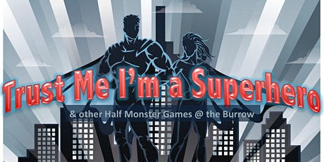 Half-Monster Games Day at the Burrow tickets
