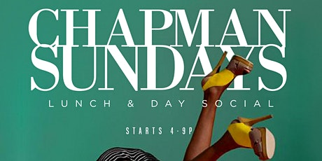 Chapman & Kirby Sunday Funday: Brunch & Day Social tickets
