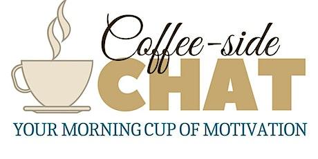 Coffee-Side Chat: Virtual NetCafé Socials tickets