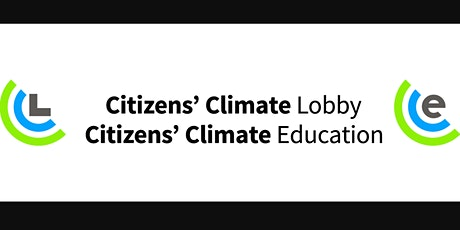 August 12, 2020 Honolulu Citizens' Climate Lobby Monthly Meeting Call tickets