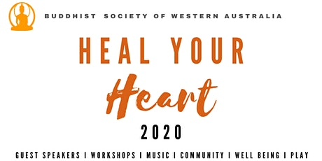 Rains Retreat 2020: Activism with Head and Heart tickets