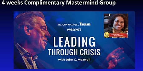 Virtual Mastermind Group for Influencers #202008 - Leading Thru Crisis tickets