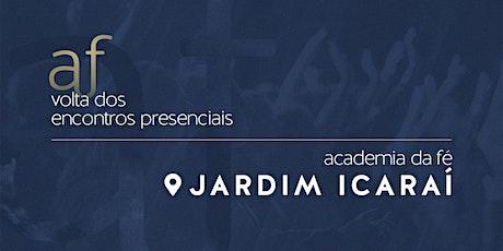 Jardim Icaraí | Quarta-feira, 12/08, às 19h30 ingressos