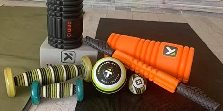 Learn how to roll at home with trigger point therapy tickets