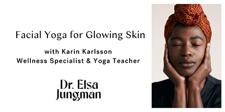Facial Yoga for Glowing Skin tickets