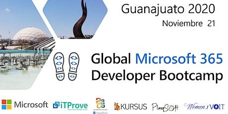Microsoft 365 Developer Bootcamp | Guanajuato 2020 boletos