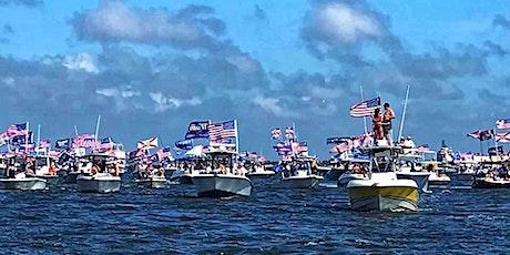 NE Florida Patriot Boat Parade tickets