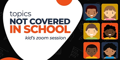 Future Leaders Kids Conference: Free Kid's Zoom Session tickets