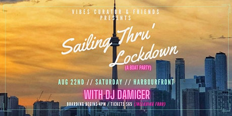 Sailing Thru' Lockdown tickets