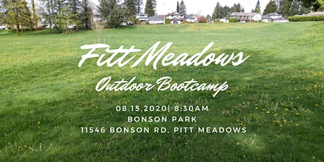 FREE - Fitt Meadows - Outdoor Bootcamp tickets