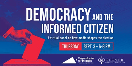 Democracy and the Informed Citizen Virtual Panel tickets