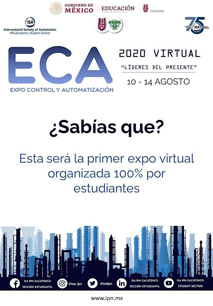 Imagen de ECA 2020 Virtual