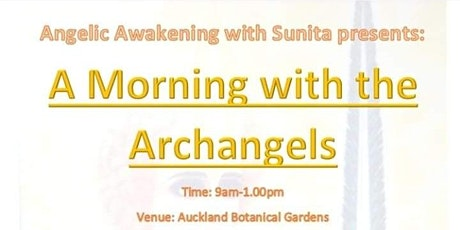 Morning with the Archangels tickets