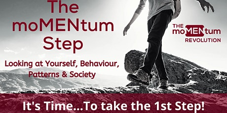 The First Step...The moMENtum Step tickets