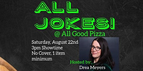 All Jokes! Stand-Up Comedy tickets