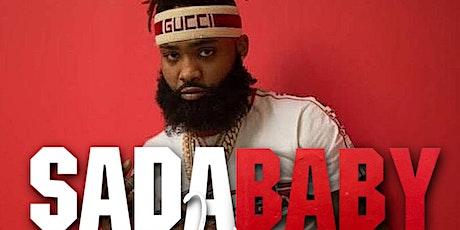 Sada Baby LIVE at Visions Ultra Bar tickets