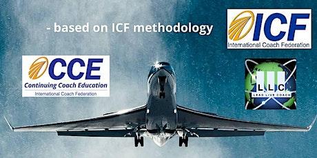 Leadership Lifestyle ICF Coaching Training Seminar tickets