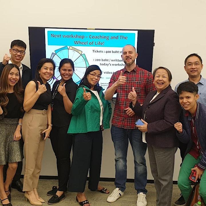 Leadership Lifestyle ICF Coaching Training Seminar image