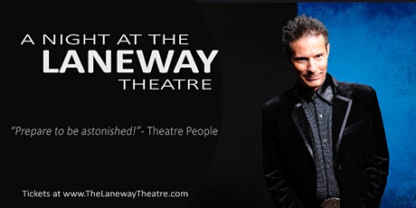 A Night at The Laneway Theatre tickets
