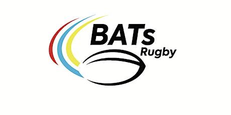 BATs S1 & S2 Training Bubble 1 - 5:15pm till 6:15pm tickets