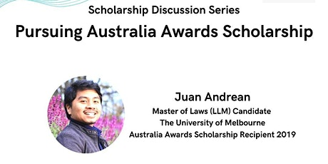 Pursuing Australia Awards Scholarship tickets
