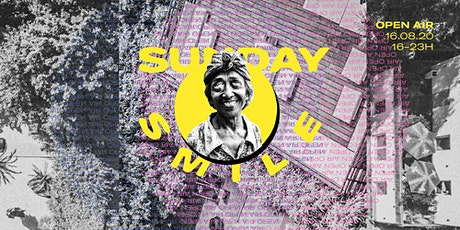 Sunday Smile OPEN AIR w/ Edgar Peng, Phable live* & Maximillion Tickets