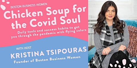 Chicken Soup for the Covid Soul tickets