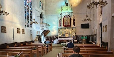 Wejściówka - Msza św. (sala pod kościołem) Devonia - Nd  16.08, godz. 19.00 tickets