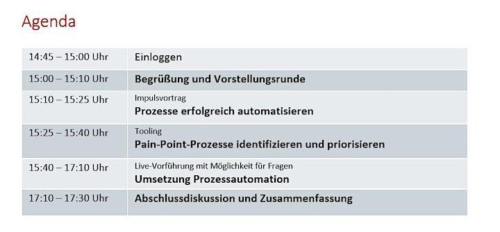 GKV: Prozesse erfolgreich automatisieren: Bild