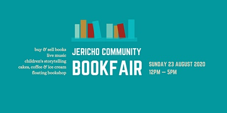 JERICHO COMMUNITY BOOK FAIR tickets