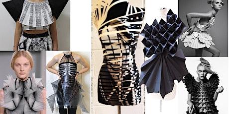 Creating Garment Blocks for Fashion Outcomes - 1 tickets