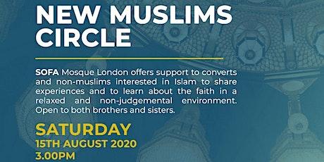 SOFA New Muslims Circle tickets