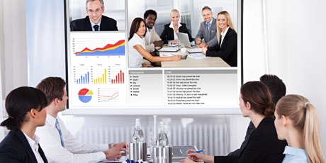 Leading Meetings Online tickets