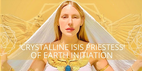9:9 Portal  -  CRYSTALLINE ISIS PRIESTESS OF EARTH INITIATION - From  Bali tickets