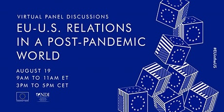 EU-U.S. Relations in a Post-Pandemic World tickets