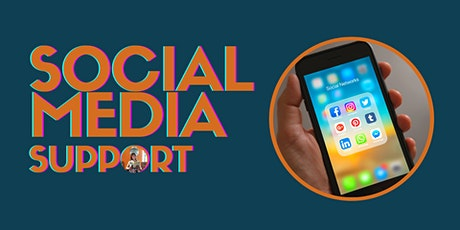 Social Media Support Clinics with Jane Investigates tickets