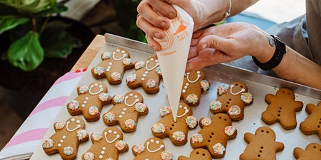 Ice your own gingerbread box tickets